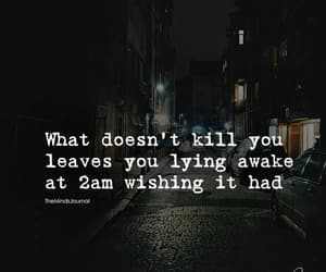 killing, night, and quote image
