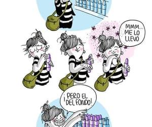 buy, mujer, and Risa image