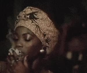 African, beauty, and gif image