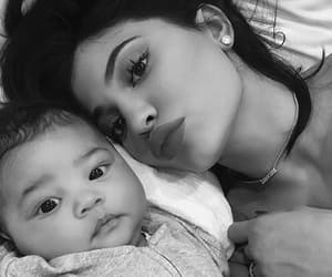 baby, bnw, and kyliejenner image