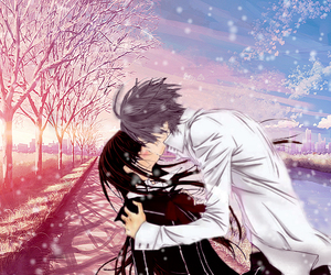 anime, manga, and vampire knight image