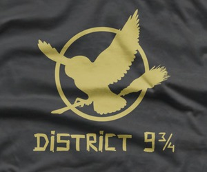 harry potter and hunger games image