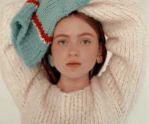 sadie sink, stranger things, and pretty image