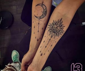 tattoo and hippie image