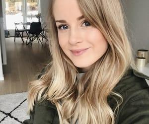 blonde hair, fashion, and Scandinavian image