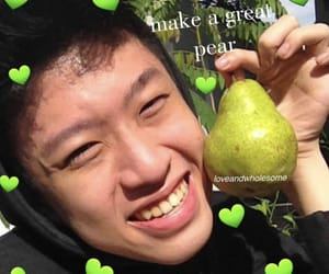 soft, rich brian, and reactions image