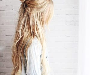 girl, hairstyles, and ♡ image