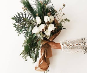 aesthetic, bouquet, and indie image