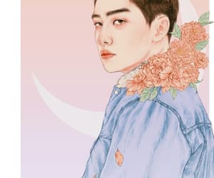 aesthetic, pic, and d.o kyungsoo image