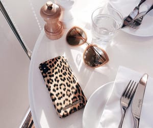 accessories, leopard, and cases image
