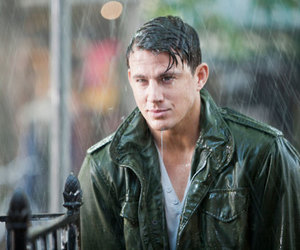 channing tatum, the vow, and rain image
