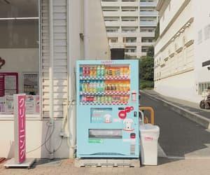 asia, japan, and vending machine image