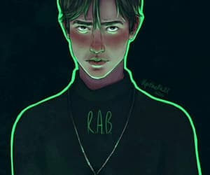 slytherin and regulus black image