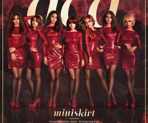 album, miniskirt, and aöä image