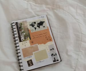 aesthetic, art journal, and minimal image