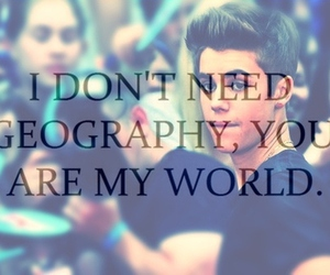 justin bieber, justin, and My World image