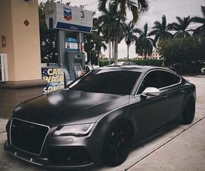 awesome, grey, and rs7 image