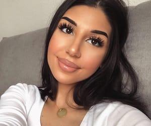 arab, beauty, and black image