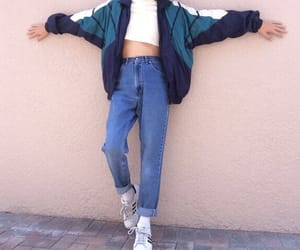 adidas, clothes, and crop top image