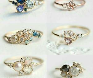 ring, trés jolie, and simple image