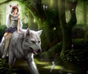 anime girl and anime wallpaper image