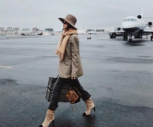 airport, chanel, and cool image