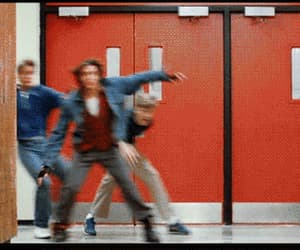 gif, The Breakfast Club, and movie image