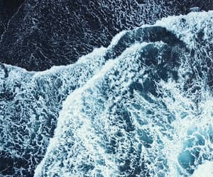 gif, sea, and beach image
