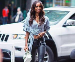 jasmine tookes and fashion image
