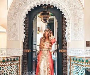 maroc, caftan, and dress image