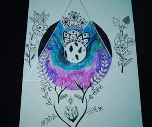 abstract, art, and draw image