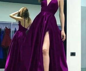 beautiful, gown, and outfit image