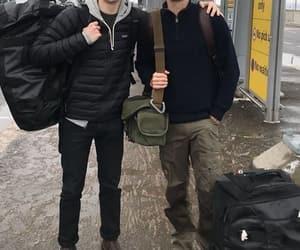 boy, travel, and guy image