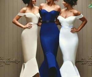 bridesmaid dress, bridesmaid dresses, and sexy bridesmaid dresses image
