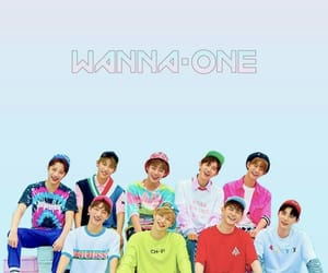 korea, korean, and wannaone image
