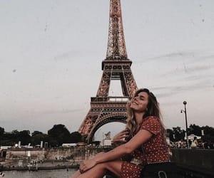 paris, travel, and fashion image