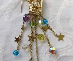 etsy, vintage brooch, and vintage jewelry image