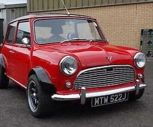 mini cooper, austin mini, and car goals image