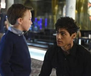 alec lightwood, max lightwood, and shadow hunters image