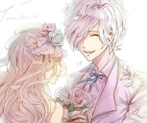anime, diabolik lovers, and love image