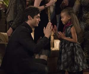 alec lightwood, madzie, and shadowhunters image