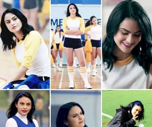 cheerleader, riverdale, and veronica lodge image