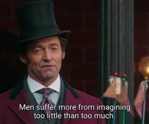 hugh jackman, movie, and quote image