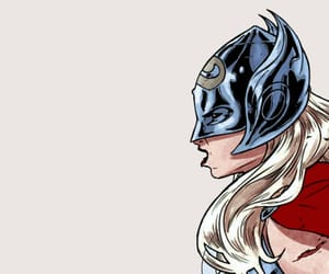 Marvel, thor, and jane foster image