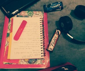 chocolat, essay, and snacks image