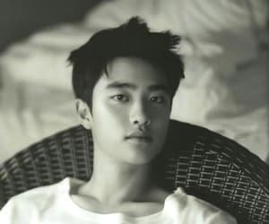 bw, bias, and kyungsoo image
