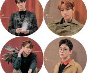 kyungsoo, Chen, and do image