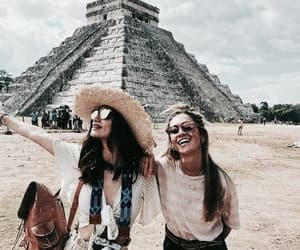 girls and travel image