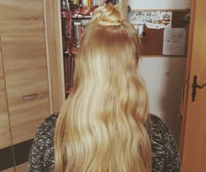 Dutt, hair, and hairstyle image
