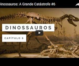 dinossauros, tiranossauro, and grande catastrofe image